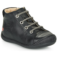 Shoes Boy High top trainers GBB NOE Black