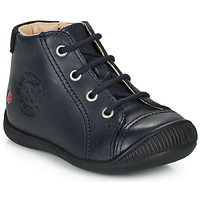 Shoes Boy High top trainers GBB NOE Blue