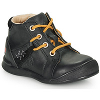 Shoes Boy High top trainers GBB ORBINO Black