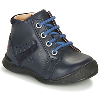 Shoes Boy High top trainers GBB ORBINO Marine