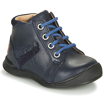 Shoes Boy High top trainers GBB ORBINO Blue