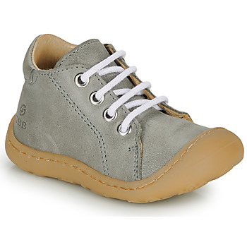 Shoes Boy High top trainers GBB FREDDO Grey