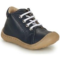 Shoes Boy High top trainers GBB FREDDO Blue