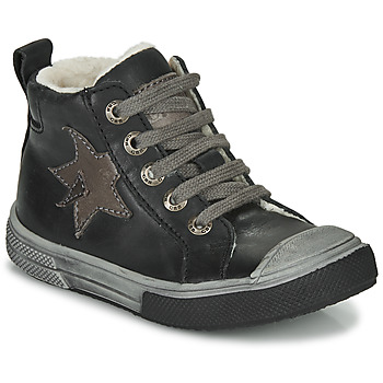 Shoes Boy High top trainers GBB OCALIAN Grey