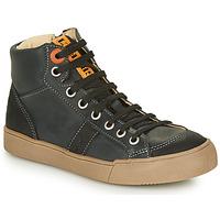 Shoes Boy High top trainers GBB OSTRAVI Black
