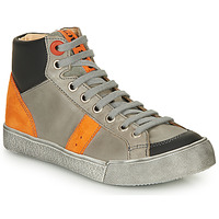Shoes Boy High top trainers GBB OSTRAVI Grey