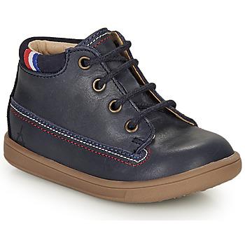 Shoes Children Mid boots GBB FRANCETTE Marine