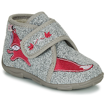 Shoes Girl Slippers GBB OCELINA Grey