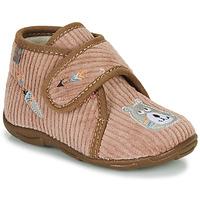 Shoes Boy Slippers GBB OKANDI Brown