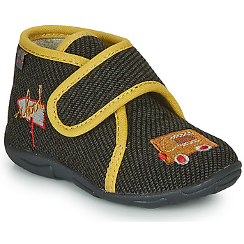 Shoes Boy Slippers GBB OKANDI Black