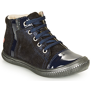 Shoes Girl High top trainers GBB OUNA Blue