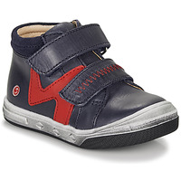 Shoes Boy High top trainers GBB OGROU Blue / Red