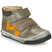 Shoes Boy High top trainers GBB OGROU Grey