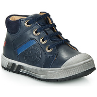 Shoes Boy High top trainers GBB OLANGO Blue