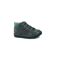 Shoes Boy High top trainers GBB NONELLE Black
