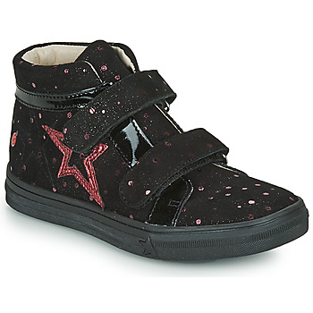 Shoes Girl High top trainers GBB OHANE Black