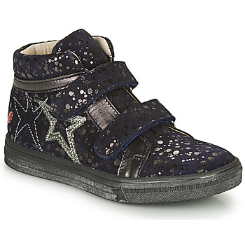 Shoes Girl High top trainers GBB OHANE Blue