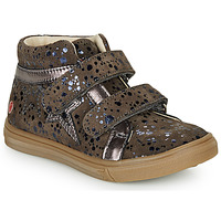 Shoes Girl High top trainers GBB OHANE Taupe
