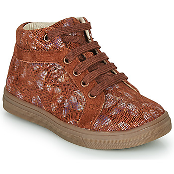 Shoes Girl High top trainers GBB OMBLINE Brick
