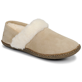Shoes Women Slippers Sorel NAKISKA SLIPPER II Beige