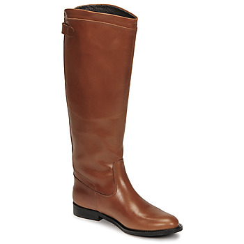 Shoes Women Boots Jonak BATURINGI COGNAC