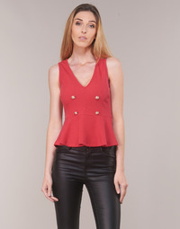 material Women Blouses Moony Mood KITTILE Red