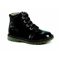 Shoes Girl High top trainers Catimini CAREA Black-gray