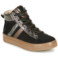 Shoes Girl High top trainers GBB KIBEL Black