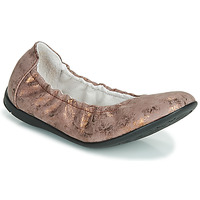 Shoes Girl Ballerinas Ramdam LIBRE Bronze