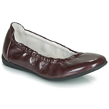 Shoes Girl Ballerinas Ramdam LIBRE Bordeaux