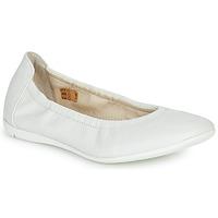 Shoes Girl Ballerinas Ramdam LIBRE White