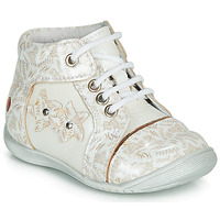 Shoes Girl Mid boots GBB MAE White