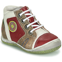Shoes Boy Mid boots GBB MONTGOMERY Red