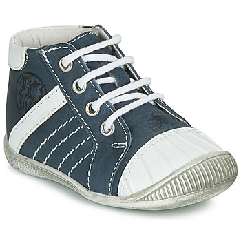 Shoes Boy Mid boots GBB MATYS Blue