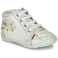Shoes Girl Mid boots GBB MATHILDE White