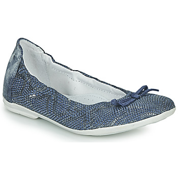 Shoes Girl Ballerinas Ramdam KIKI Blue