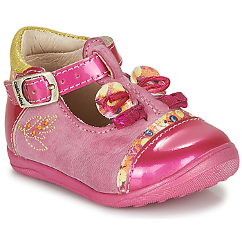 Shoes Girl Sandals Catimini CALATHEA Pink