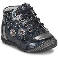 Shoes Girl Mid boots GBB NAYANA Blue