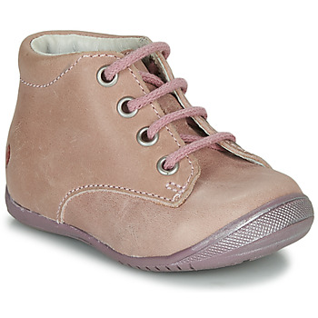 Shoes Girl Mid boots GBB NAOMI Pink