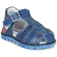 Shoes Boy Sandals GBB PELAGE Blue