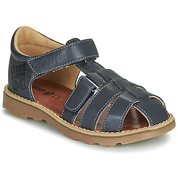 Shoes Boy Sandals GBB PATERNE Marine
