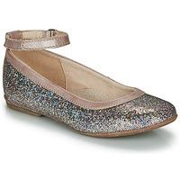Shoes Girl Ballerinas Achile DANIELA Pink