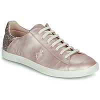 Shoes Girl Low top trainers Achile PAULA Pink