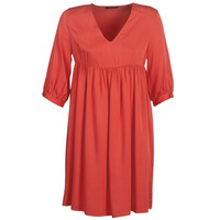 material Women Short Dresses Only ONLVICTORIA Red