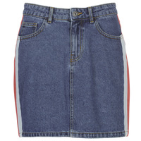 material Women Skirts Only ONLCHRISTY Blue / Medium