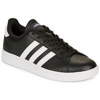 Shoes Men Low top trainers adidas Originals GD COURT NR HO Black
