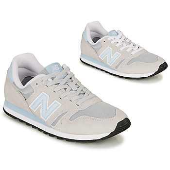 Shoes Women Low top trainers New Balance NB WL373LAA Grey