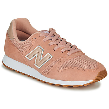 Shoes Women Low top trainers New Balance NB WL373PSW Pink