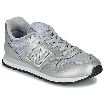 Shoes Women Low top trainers New Balance NB GW500MSS Silver