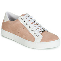 Shoes Women Low top trainers André BERKELEY Nude